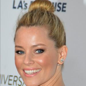 Actress Elizabeth